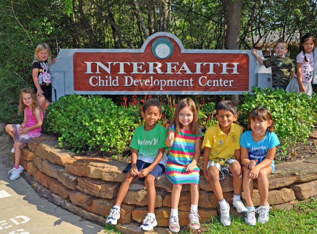 InterfaithKids_kids by CDC sign